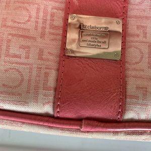 Other - Pink Liz Claiborne Laptop Sleeve